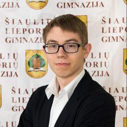 Lieporių garbė – Aleksas Legačinskas