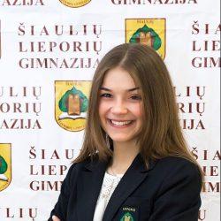 Lieporių garbė – Monika Mickutė